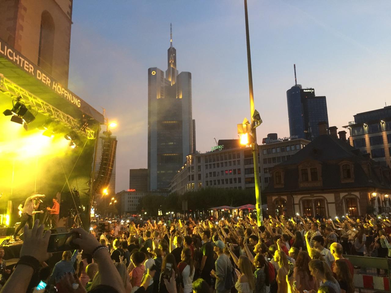 """""""Lichter der Hoffnung"""" Festival am 25. August 2018"""